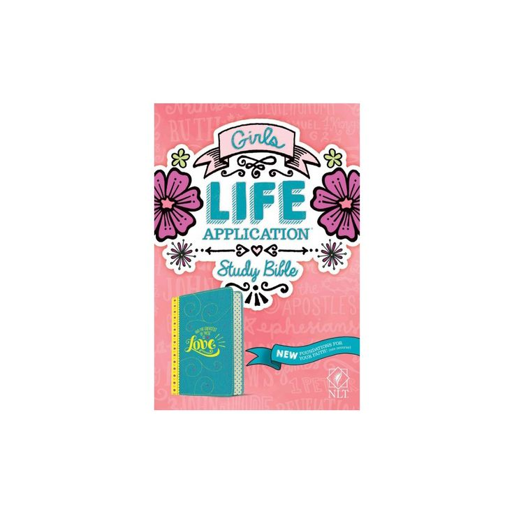 NLT Girls Life Application Study Bible Review - YouTube