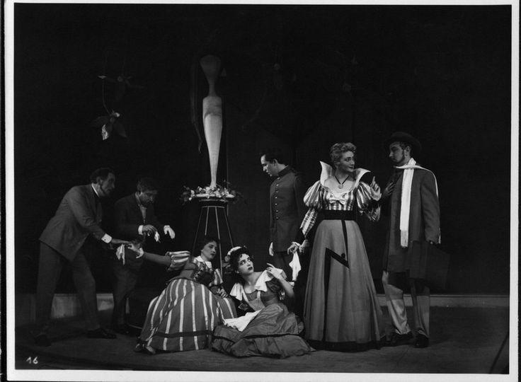 Bal w operze / fot. archiwum Teatru Muzycznego w Łodzi
