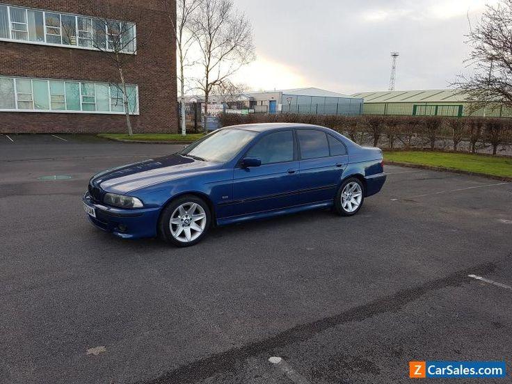 2001 BMW 525 I SPORT AUTO BLUE #bmw #525isportauto #forsale #unitedkingdom