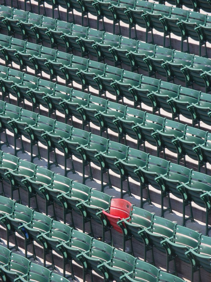 The Red Seat: On June 9, 1946, the Splendid Splinter (Ted Williams) connected off of Detroit's Fred Hutchinson for the longest home run ever hit in Fenway, landing in the upper part of what's now called the Lower Bleachers.
