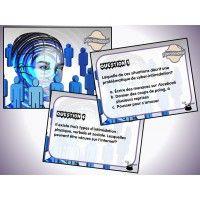 Cartes à tâches : Cyber-intimidation