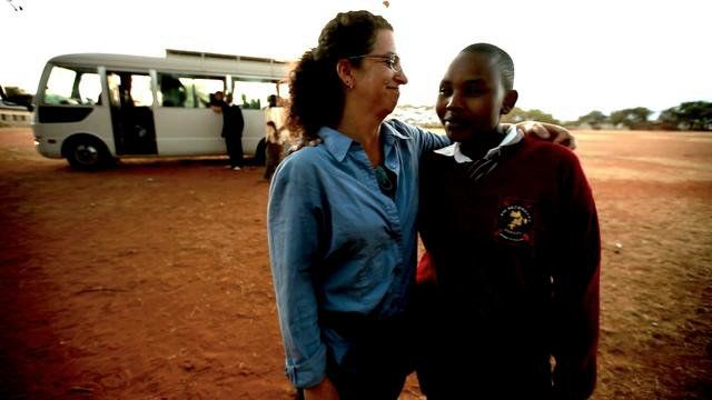 A remarkable story about a missionary and a bond that she formed with a young girl in Kenya.