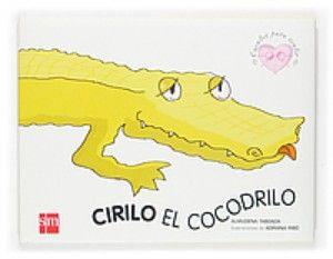 Cirilo, el cocodrilo Un cuento sobre el color de la piel