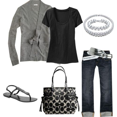 Cute, : Cardigans, Shoes, Sweaters, Coach Bags, Coach Purses, Colors, Cute Outfits, Jeans, My Style