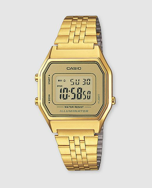 7e8af72e2b91 Reloj de mujer Casio LA680WEGA-9ER
