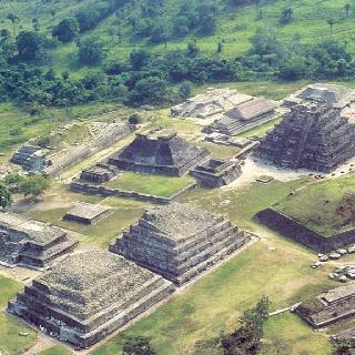 El Tajin, Veracruz, México