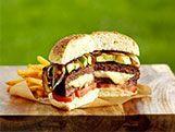 Smoky Pork Burgers with Apple and Onion Chutney Recipe : Giada De Laurentiis : Food Network