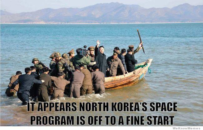 north korea meme