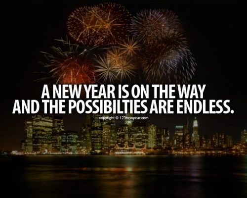 10 Inspirational New Year Quotes