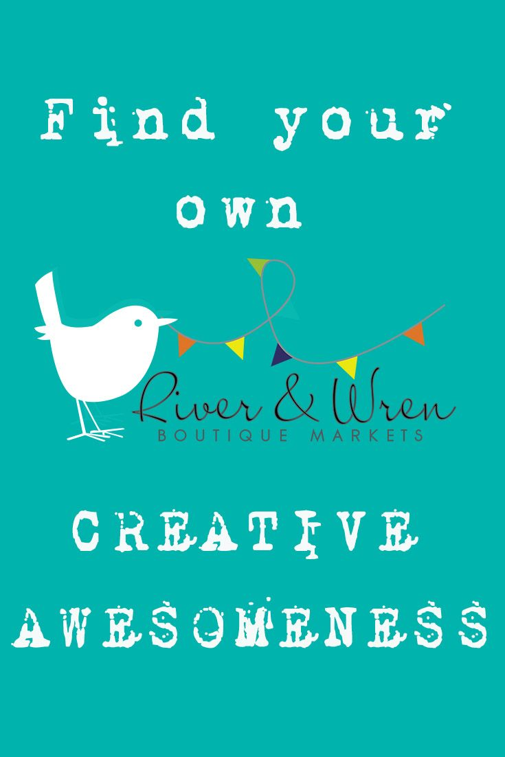 Find your own creative awesomeness to be a handmade market stall holder via @My Market Days