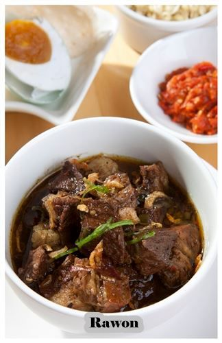 Rawon from East Java