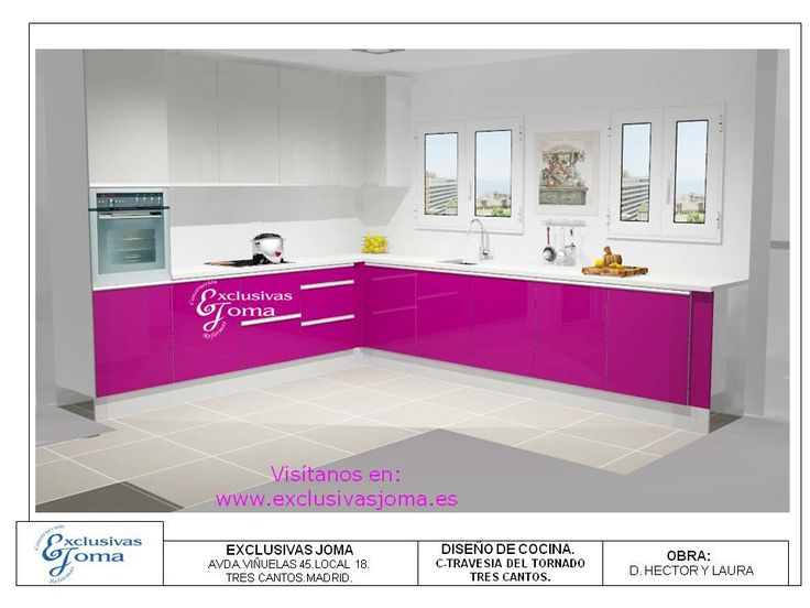 nuevo proyecto en d de nuestros muebles de cocina para unos clientes muy exigentes