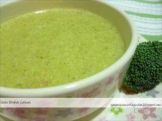 Sütlü Brokoli Çorbası Tarifi