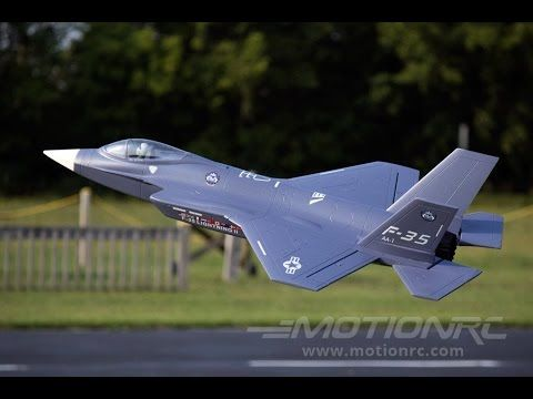 Freewing F35 Version 2 70mm Thrust Vectoring PNP | Motion RC