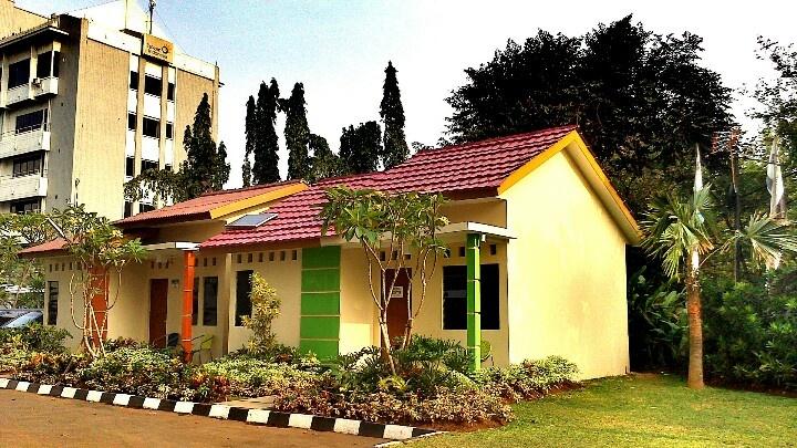 Rumah Contoh, Kementrian Perumahan Rakyat, Jakarta Selatan