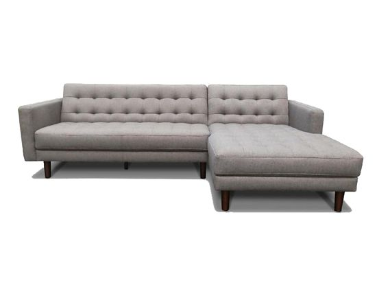 bloom sofa 19 affordable mid century modern sofas retro renovation thesofa. Black Bedroom Furniture Sets. Home Design Ideas