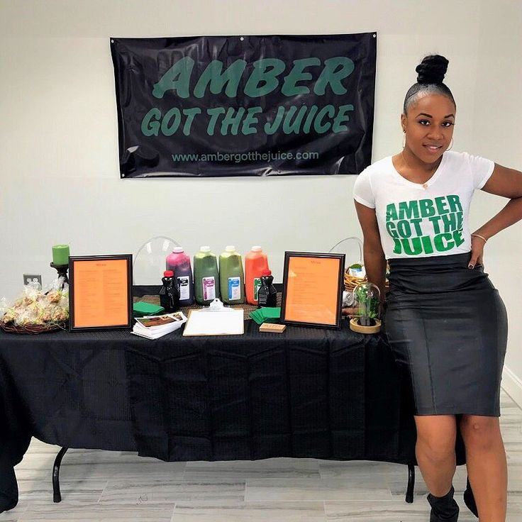 Hey my name is Amber and I GOT THE JUICE (link in bio) #detox #cleanse #vegan #healthyeating #healthylifestyle #ambergotthejuice #veggies #fruits #weightloss #health #juicing #smoothie #blackbusiness #entrepreneur