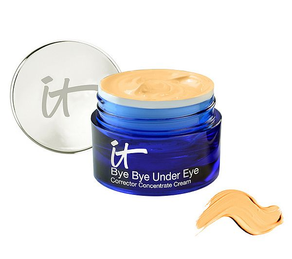 IT Cosmetics Bye Bye Under Eye Corrector Co ncentrate Cream — QVC.com