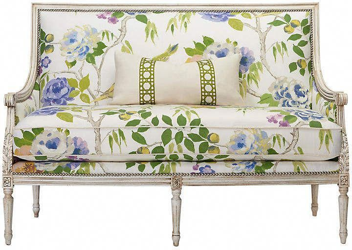 James Settee White Lemon In 2020 Living Room Upholstery Furniture Room Inspiration