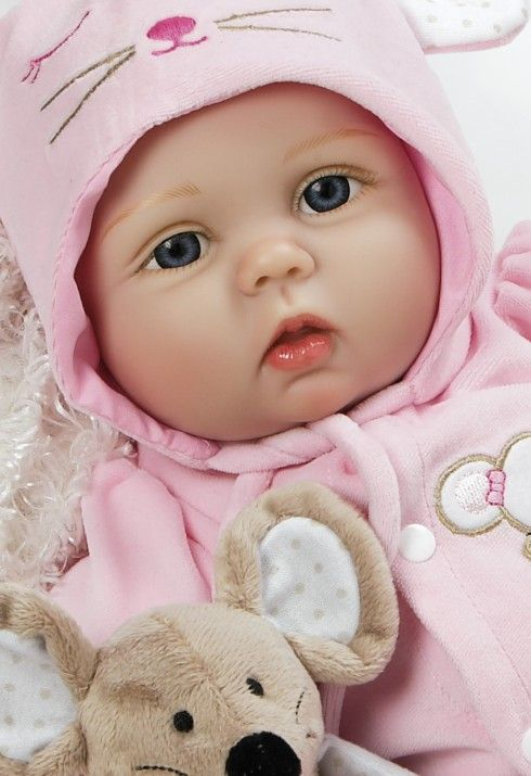 Mia Mouse Just Because Baby Dolls Realistic Baby Dolls Newborn