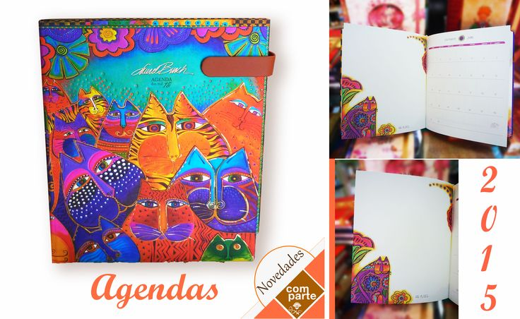 Agendas 2015  Visítenos en Calle Arias Schereiber 121, Miraflores, CC. Aurora.  T (511) 358 3751 contacto@comparte.com.pe