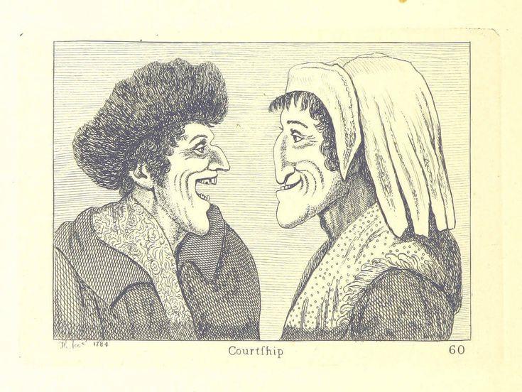 La biblioteca británica ofrece mas de 1 millón de ilustraciones gratis