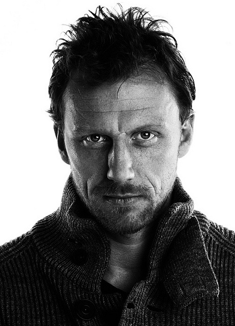Kevin McKidd aka Dr. Owen Hunt aka Tommy from Trainspotting! I tripped out when I realized that!