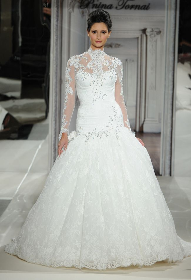 Pnina Tornai Spring 2014 Wedding Dresses Design Firms