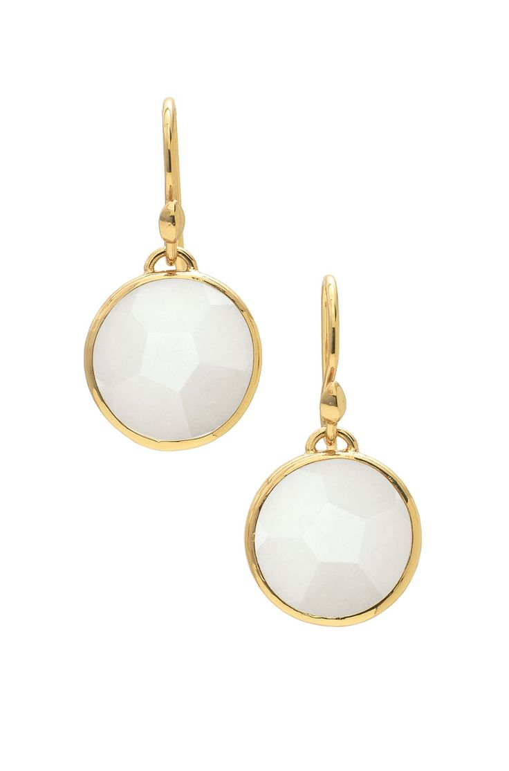Love The Stella & Dot Isla Drops In White! They Go With Practically  Everything