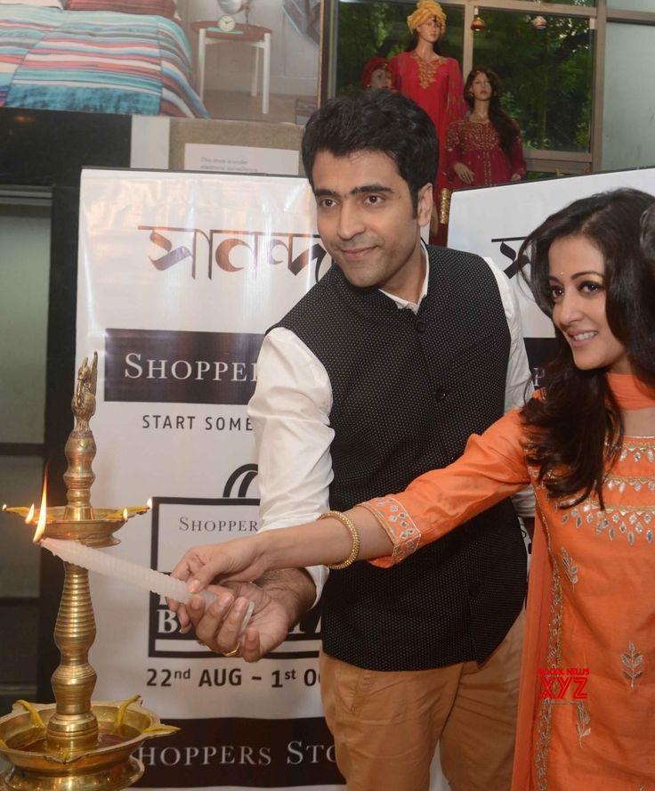 Kolkata: Promotional programme  Raima Sen, Abir Chatterjee - Social News XYZ