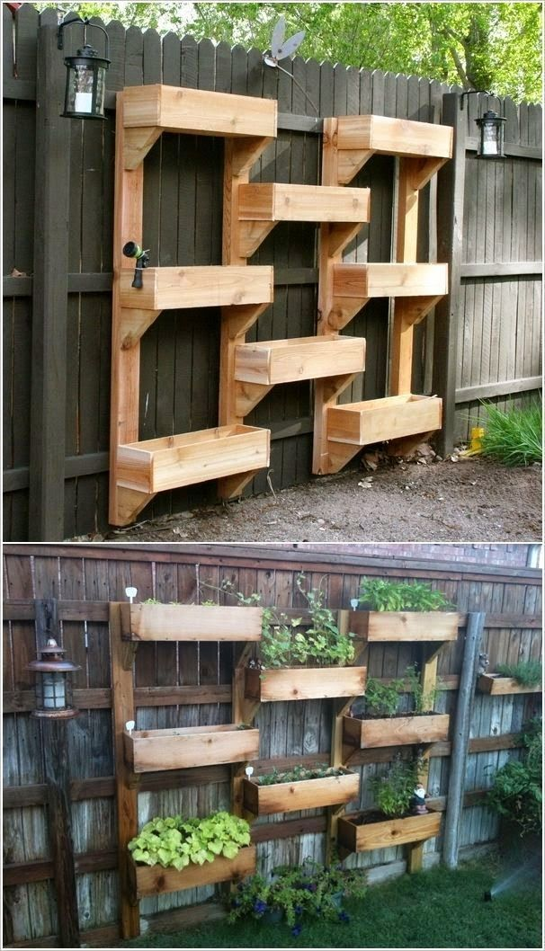 Summer project: A beautiful way to display your garden and plants in the…
