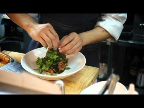 A vid we made for the Metro Audi Restaurant of the Year Awards 2012