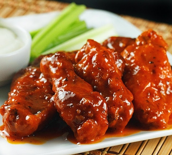 Buffalo Chicken Wings-- lifes too short, darnit eat wings!