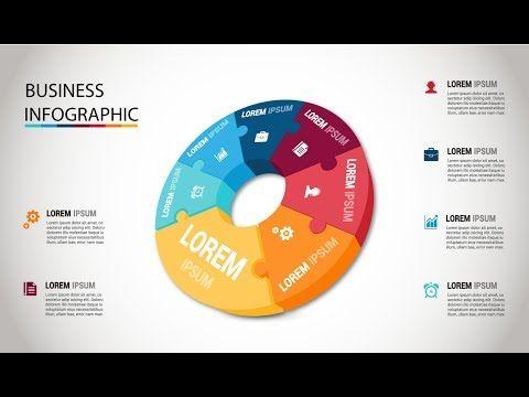 Adobe Illustrator CC Tutorials   Business Info-Graphics   3D Design