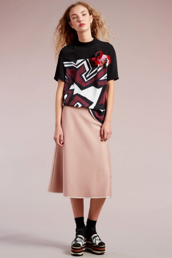 Best Skirt Styles For Autumn-Winter 2015-2016 (3)