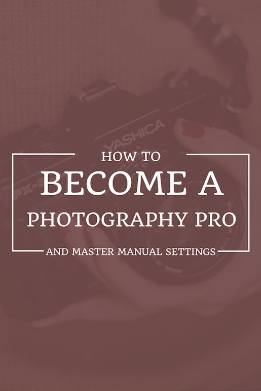 How to Become a Photography Pro in 10 Minutes or Less! Learn how to master manual settings on your SLR camera, how to take photos at night and how to use exposure, ISO and aperture settings.