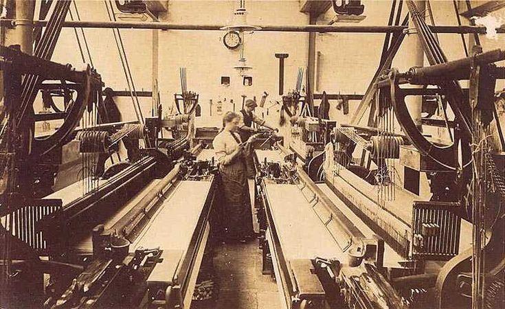 Lancashire, Cotton Mills Worker