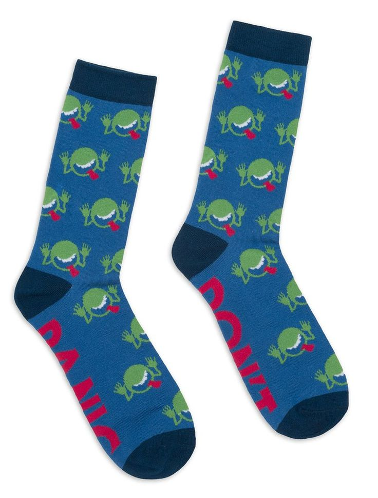 The Hitchhiker's Guide to the Galaxy Socks