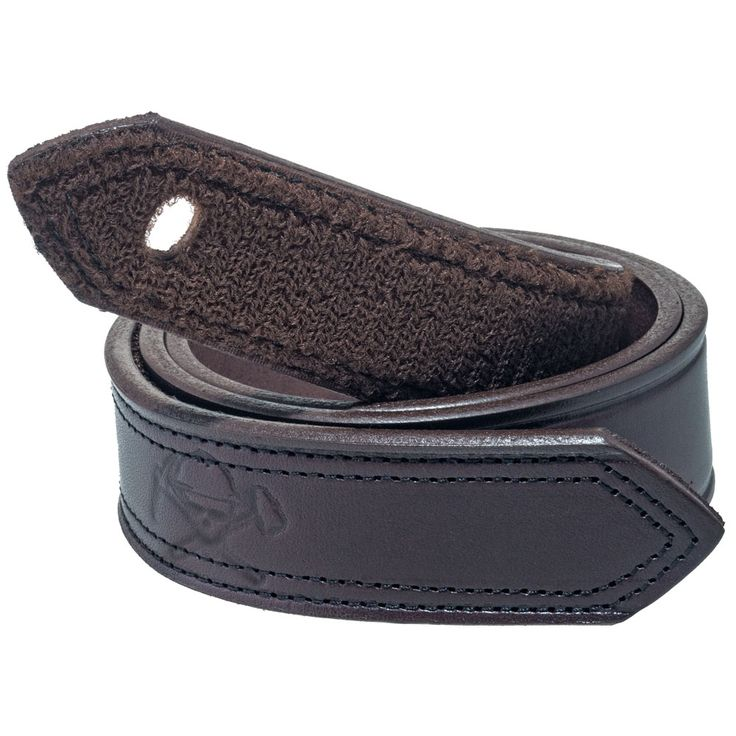 Working Persons Store Brown 1 1/2 Inch 6530-1 BRN Velcro Closure Leath