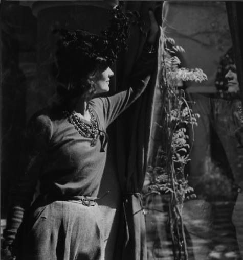 by Schall Roger, Gabrielle Chanel, 1938