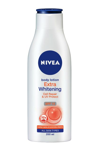 Diva Journals: PR:Nivea Extra Whitening Cell Repair &UV Protect B...