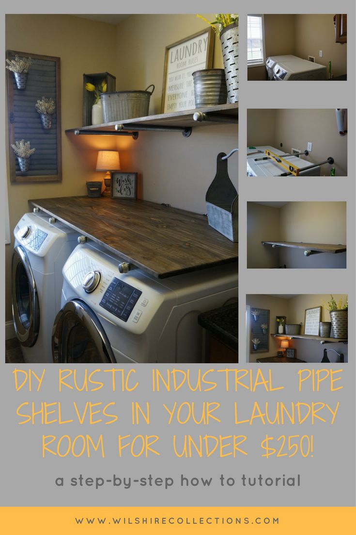 The 25 best farmhouse laundry rooms ideas on pinterest for Utility rooms uk