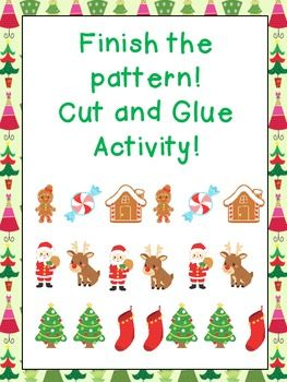 Free Worksheets preschool christmas math activities : 1000+ images about Holiday Math on Pinterest | Heather o'rourke