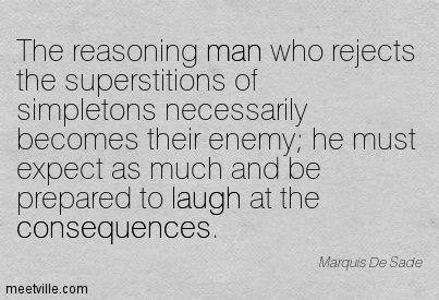 Marquis De Sade Quotes - Meetville