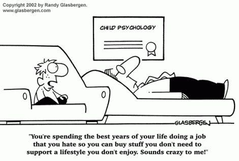 El suicidio, el estrés, el divorcio – psicólogos y otros profesionales de la salud mental, en realidad pueden estar más jodidos que el resto de nosotros. Por Robert Epstein, Tim Bower , publi…