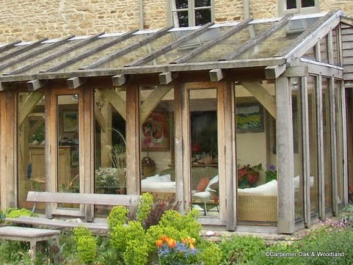 17 best images about porches and garden rooms on pinterest for Ad garden rooms
