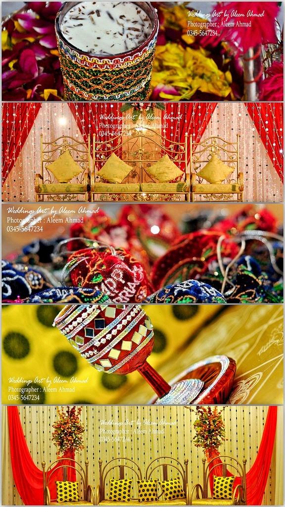 Pakistani Wedding 5 by ALEEM AHMAD, via Flickr