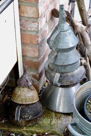 38 best Schrott im Garten images on Pinterest Garden, Upcycling - designer mobel baumstammen