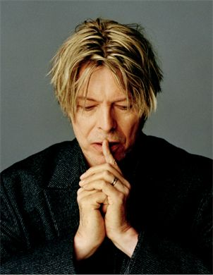 Masayoshi Sukita: David Bowie - Slow Burn