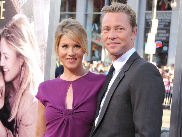 Christina Applegate & Martyn LeNoble Engaged